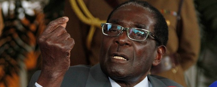 Mugabe gewinnt Präsidentschaftswahl