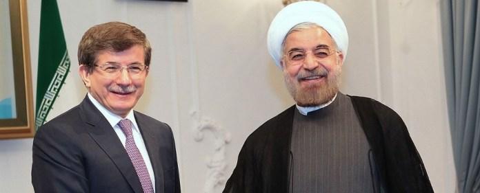 Welche Bedeutung hat Ruhani für die Türkei?