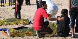 Catania: Syrische und ägyptische Flüchtlinge ertrunken