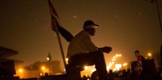"""Ägypten vs. Afrikanische Union: """"Wir müssen draußen warten"""""""