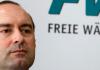 Hubert Aiwanger von den Freien Wählern.