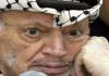 Palästinenserpräsident Jassir Arafat - Arafat wurde nicht mit Polonium vergiftet - behaupten russische Experten.