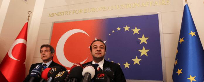 Der türkische Europaminister Egemen Bagis.