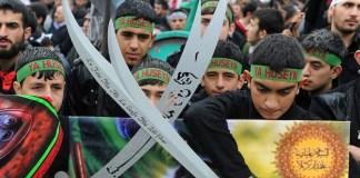 Zehntausende Schiiten kamen am Mittwoch im Istanbuler Stadtviertel Halkalı zusammen, um dem Tod des Imam Husains zu gedenken.