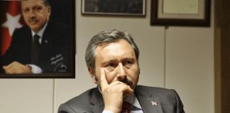 Ex-Abgeordneter der AKP, Idris Bal - zaman