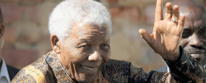 Nelson Mandela ist am Donnerstag verstorben.