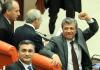 Mustafa Balbay im türkischen Parlament - zaman