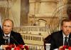 Putin und Erdogan - reuters