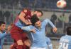 Trabzon behielt im Duell mit Lazio Rom die Oberhand.