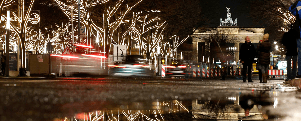 Weihnachten in Berlin - reuters