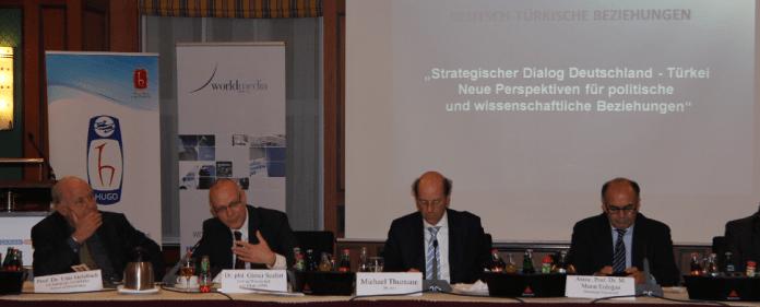 Deutsch-türkischer strategischer Dialog in Berlin