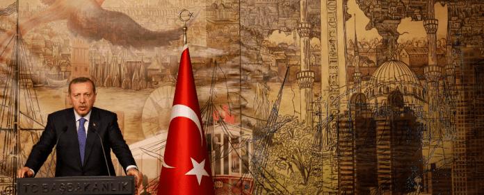 Türkischer Premierminister Erdogan - reuters
