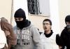 Mitglieder einer türkischen Terrorgruppe werden festgenommen.