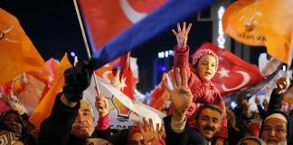 AKP-Anhänger