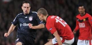 Der Titelverteidiger aus München zog am Freitag bei der Auslosung am Sitz der Europäischen Fußball-Union in Nyon Manchester United als Gegner.