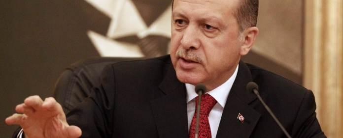 Der türkische Premierminister Erdogan.