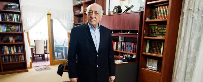 Der türkische Islamgelehrte Fethullah Gülen