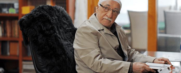 Der türkische Islamgelehrte Fethullah Gülen.