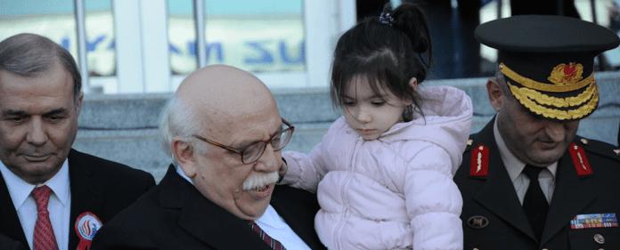 Der türkische Bildungsminister Nabi Avci.