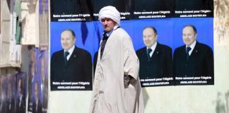 Im Algerien steht am Donnerstag die Präsidentenwahl an. Als Favorit gilt ein Phantom: Der langjährige Präsident Abdelaziz Bouteflika.