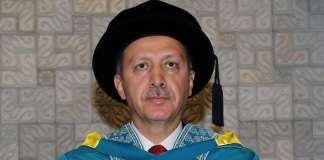 Erdogan in Malaysia.