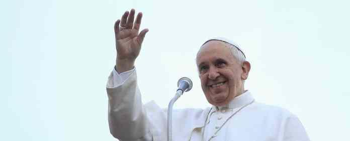 Papst Franziskus hat 13.Millionen Follower auf seinem Twitter-Account.