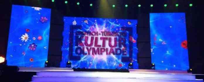 Die Preisverleihung der Kulturolypmiade findet am 05.04.2014 statt.