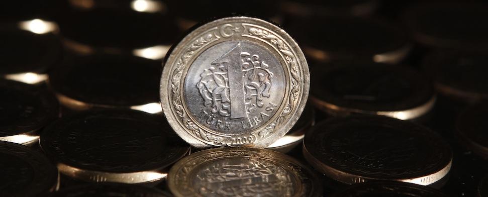 Türkische Münze