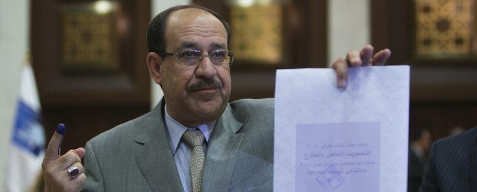 Trotz Selbstmordanschlägen, Granaten und Schießereien: Die Wahlkommission kann nach der Abstimmung über das Parlament im Irak immerhin eine positive Botschaft verkünden: 60 Prozent der Stimmberechtigten haben sich trotz vieler Anschläge beteiligt.