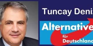 Tuncay Deniz von der AfD