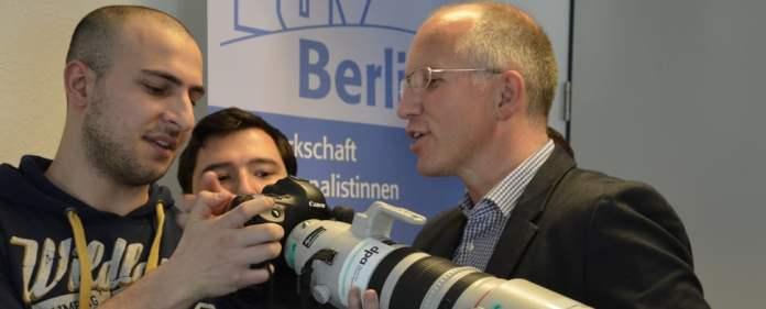 Am Samstag fand der Auftakt der World Media Akademie in Berlin statt.