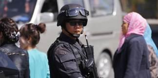 """Nach einem Anschlag in Ürümqi will Peking dort nun den """"Anti-Terror-Kampf"""" verstärken. Das nützt vor allem den chinesischen Interessen in Zentralasien."""