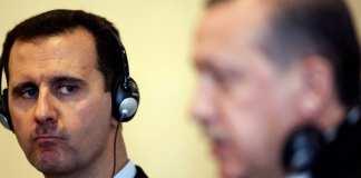 Erdogan und Assad