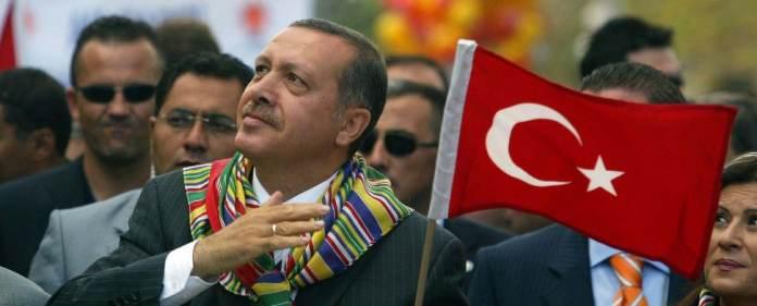 Der türkische Premierminister Recep Tayyip Erdogan.