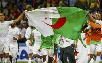 WM 2014: Das algerische Fußballteam will seine gesamte Weltmeisterschafts-Prämie an die Menschen am Gaza-Streifen spenden. (rtr)