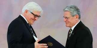 Gauck und Steinmeier