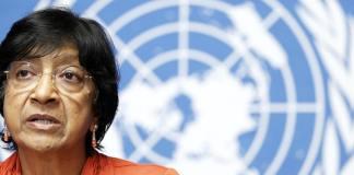 Die UN-Hochkommissarin für Menschenrechte, Navi Pillay, übt heftige Kritik am Vorgehen des israelischen Militärs in Gaza. Doch auch gegen die Hamas mehren sich schwere Vorwürfe. (rtr)