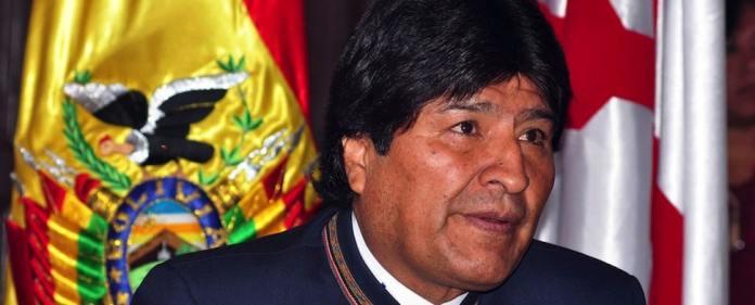 """Der bolivianische Präsident Evo Morales hat Israel wegen seines Militäreinsatzes im Gazastreifen einen """"Terror-Staat"""" genannt."""