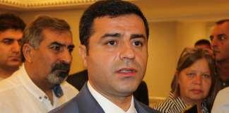 HD-Vizechef Selahattin Demirtaş.