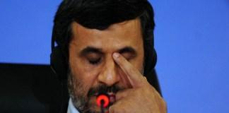 Der ehemalige iranische Präsident Mahmud Ahmedinedschad.
