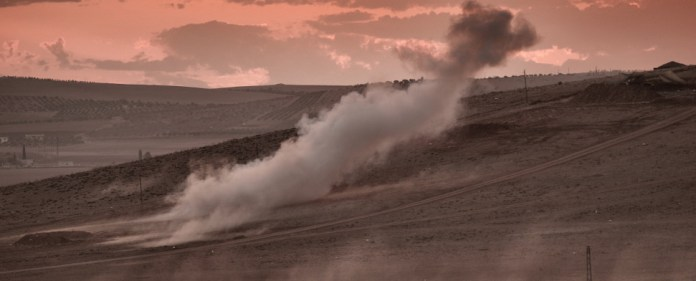 Der IS verliert in Kobani weiter an Boden.