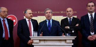 Wie erwartet hat die AKP-Mehrheit in der Parlamentskommission die mögliche Anklage vierer ehemaliger Minister vor dem Staatsgerichtshof niedergestimmt.