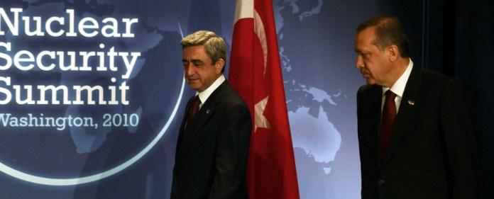 Sarkisyan und Erdogan