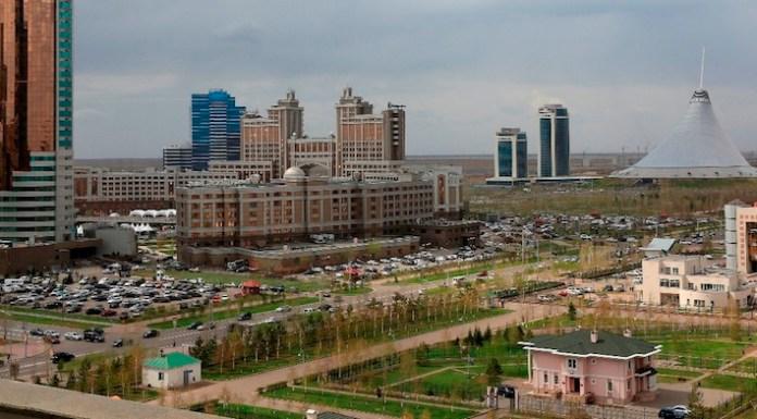 Mit umfassenden Renovierungs- und Erweiterungsarbeiten auf seinem Hauptstadtflughafen bereitet sich Kasachstan auf die Weltausstellung EXPO 2017 vor.