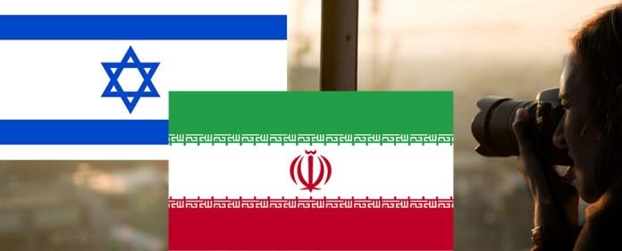 Journalistin-Israel-Iran