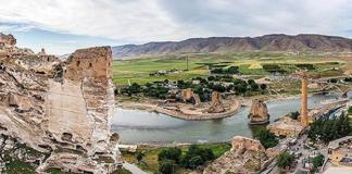 Mit Fotografien engagiert sich der Fotograf Murat Germen für den Schutz von Flüssen in der Türkei.