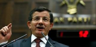 AKP-Chef Ahmet Davutoğlu