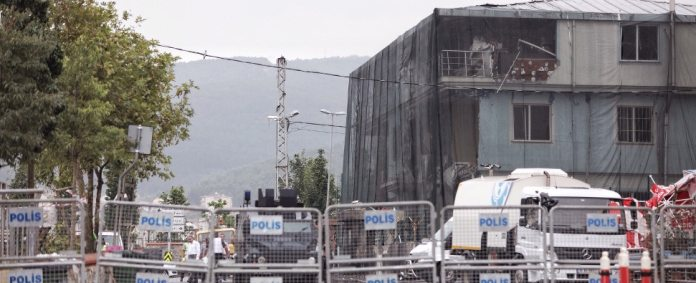 Polizeiwache Fatih