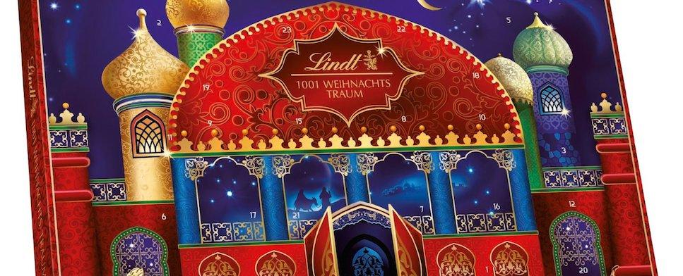 islamischer lindt adventskalender kunden wollen heiligabend nicht in die moschee dtj online. Black Bedroom Furniture Sets. Home Design Ideas