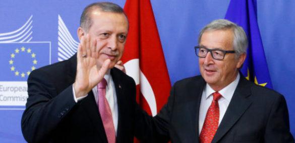 EU erwägt Spitzentreffen mit Türkei